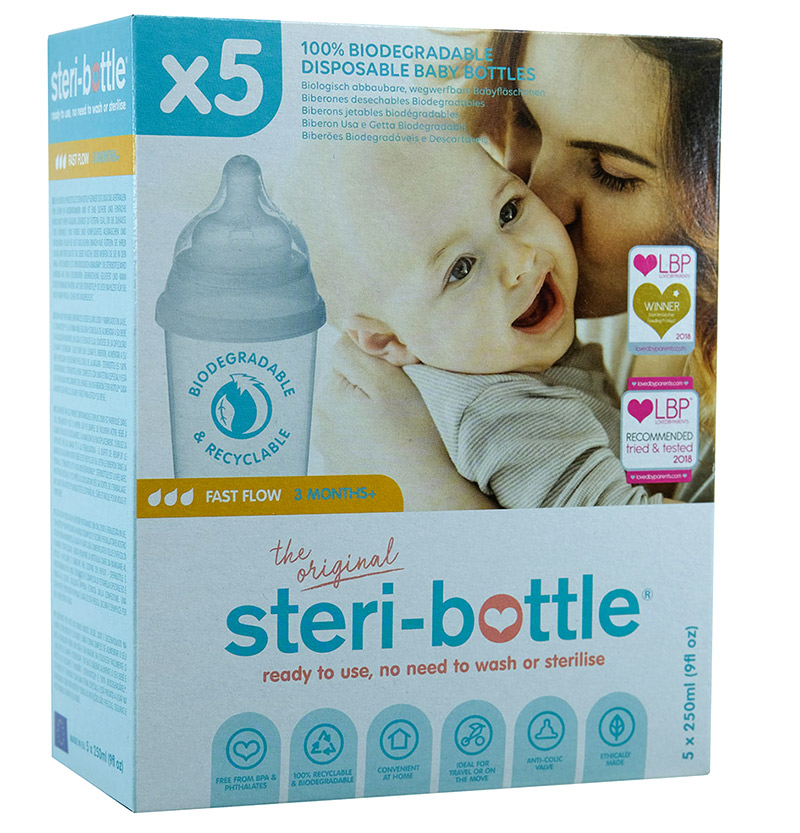 Steribottle and COVID 19