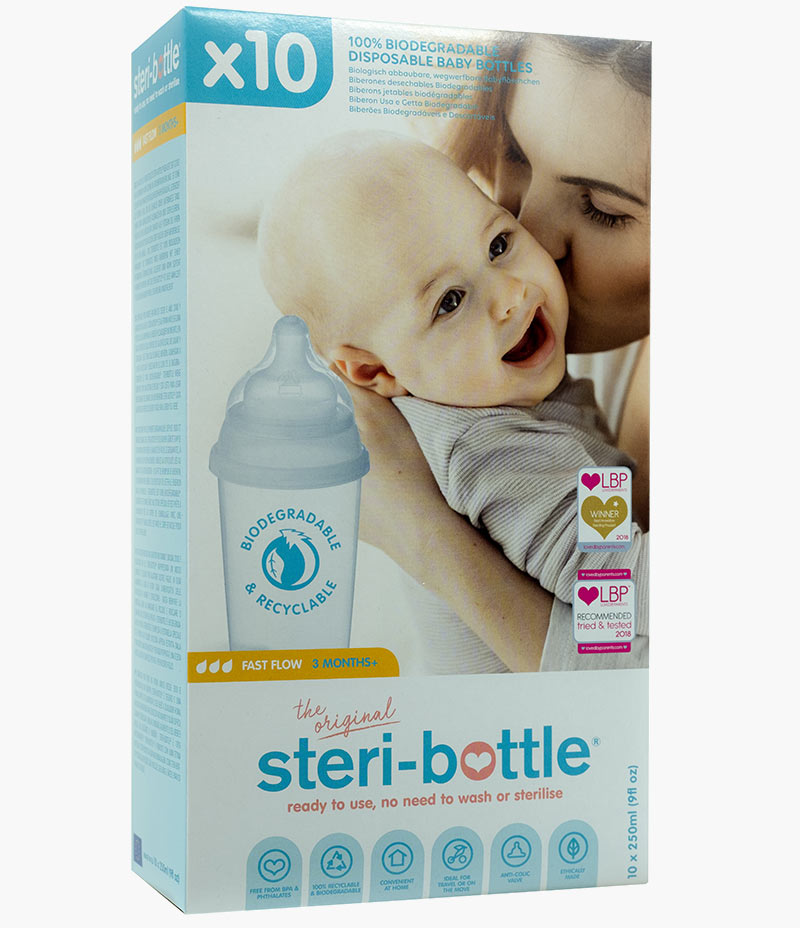 steri-bottle 10 pack